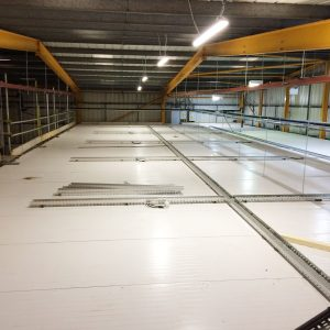 Suspended Ceiling at TSC Scunthorpe