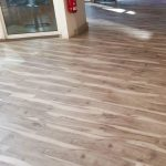 Cleethorpes Discovery Centre flooring post transformation.