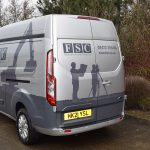 Food Sector Construction Ford Transit Custom vans
